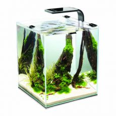 AQUAEL akvárium SHRIMP Set SMART 30 Black