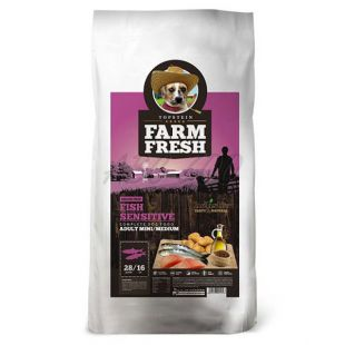 Farm Fresh Fish Sensitive Mini/Medium GF 1,8kg