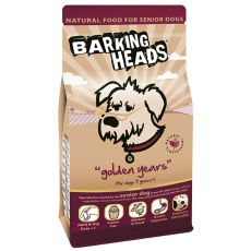 Barking Heads Golden Years - 2kg