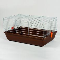 Klietka pre králika a morča - Rabbit 60 chrom