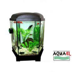 Akvárium šesťhran / 60L