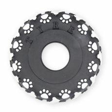 Hračka pre psa - vinylová pneumatika, 11cm