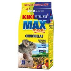 KIKI EXCELLENT MAX MENU - krmivo pre činčily, 800 g