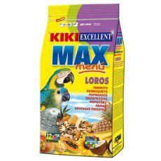 KIKI MAX MENU - krmivo pre veľké papagáje 800g