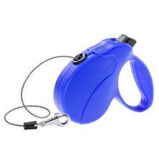 Vodítko Amigo Easy Mini do 12kg - 3m lanko, modré