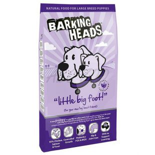Barking Heads Little Big Foot 18kg