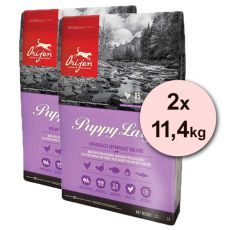 ORIJEN Puppy Large Breed 2x11,4 kg