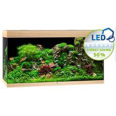 Akvárium JUWEL Rio LED 350 - svetlo hnedé