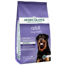 ARDEN GRANGE Adult Large Breed with fresh chicken & rice, 12 kg