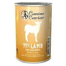 Konzerva Canine Caviar LAMB Grain Free 375 g