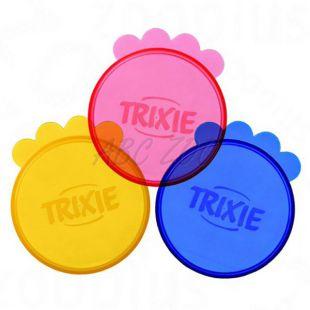 Trixie viečka na konzervy 7,5 cm, 3 ks