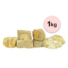 Kamene do akvária Petrified Stone S - 1kg