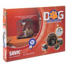 Klietka pre psy a mačky Dog Residence 61 x 46 x 53 cm