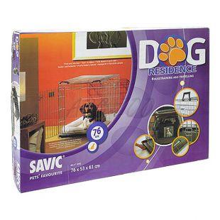 Klietka pre psy a mačky Dog Residence 76 x 53 x 61 cm