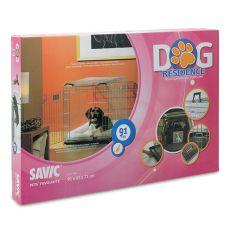 Klietka pre psy a mačky Dog Residence 91 x 61 x 71 cm