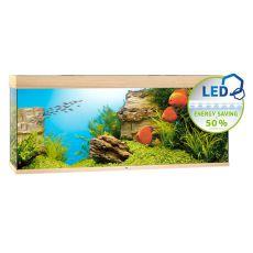 Akvárium JUWEL Rio LED 450 - svetlo hnedé