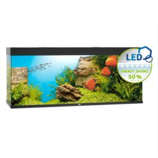 Akvárium JUWEL Rio LED 450 - čierne