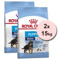 ROYAL CANIN MAXI PUPPY 2 x 15 kg
