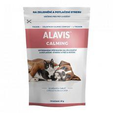 ALAVIS CALMING pre psy a mačky, 30 tabliet