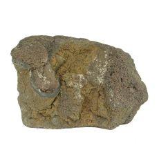 Kameň do akvária Black Volcano Stone L 25 x 17 x 17 cm