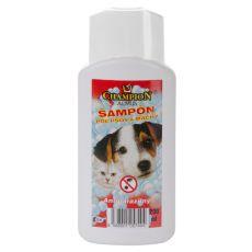 CHAMPION antiparazitný šampón pre psy a mačky 200 ml