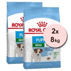 Royal Canin Mini Puppy granule pre malé šteňatá 2 x 8 kg