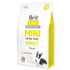 Brit Care Mini Grain Free Adult Lamb 7 kg