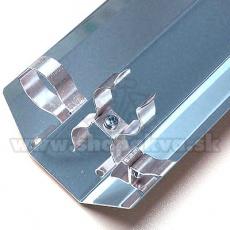 Odrazový reflektor pre trubice T5 - 80W / 1449mm