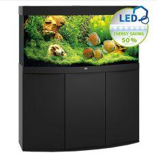Set JUWEL akvárium Vision LED 260 čierny + skrinka