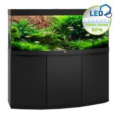 Set JUWEL akvárium Vision LED 450 čierny + skrinka