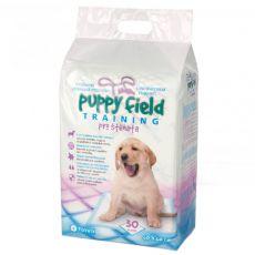 Hygienické podložky pre psov – 60 x 60 cm, 9 ks