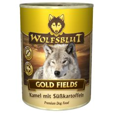 Konzerva WOLFSBLUT Gold Fields, 395 g