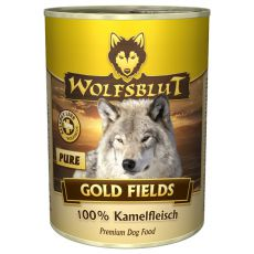 Konzerva WOLFSBLUT Gold Fields PURE, 395 g