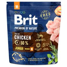Brit Premium by Nature Junior Medium 1 kg