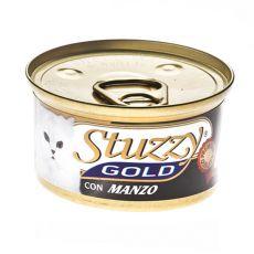 Konzerva STUZZY Gold - hovädzie, 85g