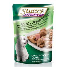 Stuzzy Speciality Dog - kuracie so šunkou, 100 g