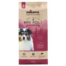 CHICOPEE Maxi Adult Poultry & Millet 15 kg