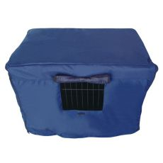 Prikrývka na klietku Dog Cage Black Lux XXL - 125,8 x 74,5 x 80,5 cm