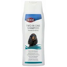 Šampón pre psy 2in1, 250 ml