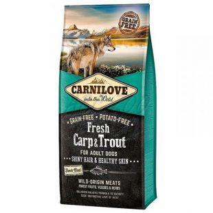Brit CARNILOVE Fresh Carp & Trout 12 kg