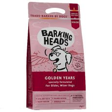 BARKING HEADS Golden Years SENIOR 2 kg
