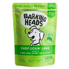 BARKING HEADS Chop Lickin' Lamb GRAIN FREE 300 g