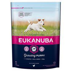 EUKANUBA Puppy & Junior Small Breed 1 kg