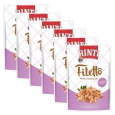 Kapsička RINTI Filetto kura + šunka, 6 x 100 g