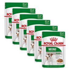 Kapsička Royal Canin Mini Adult 6 x 85 g