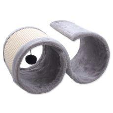 Odpočívadlo pre mačky LINDA 41 x 25 x 21 cm, šedé