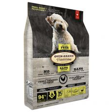 Oven-Baked Grain Free All Life Stage Small Breed Chicken 2,27 kg