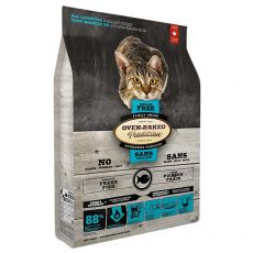Oven-Baked Grain Free CAT All Life Stage Fish 1,13 kg