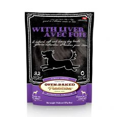 Oven-Baked Tradition Treat Liver 227 g