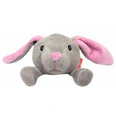 Plyšový pískajúci zajac - hlava